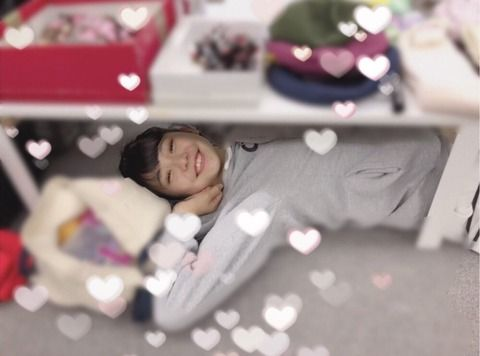 SKE48松本慈子「上村亜柚香がこんなところに…」
