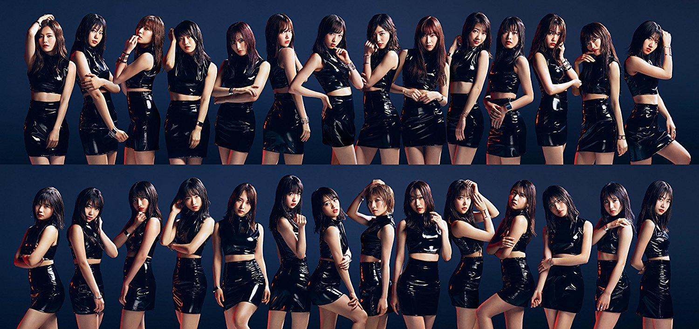 7/14 23:45〜「音楽の日<第二部>」出演:AKB48・SKE48・NMB48・HKT48・NGT48・STU48