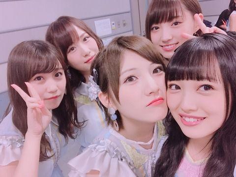 【朗報】ゆーりちゃんの目がキラキラしてる【NMB48・太田夢莉】