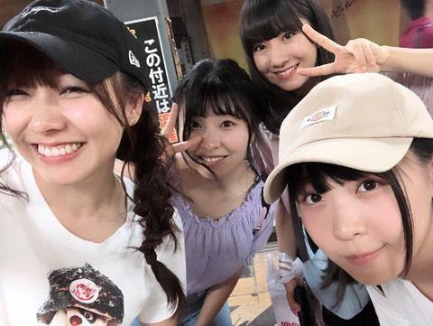 SKE48浅井裕華「須田さんごちそうさまでした」