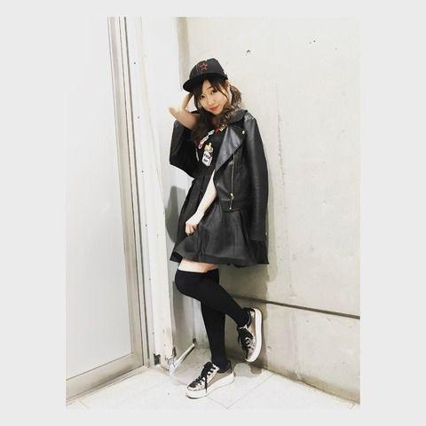 須田亜香里の私服がむちゃくちゃ可愛いしむちゃくちゃセンスいい!!!