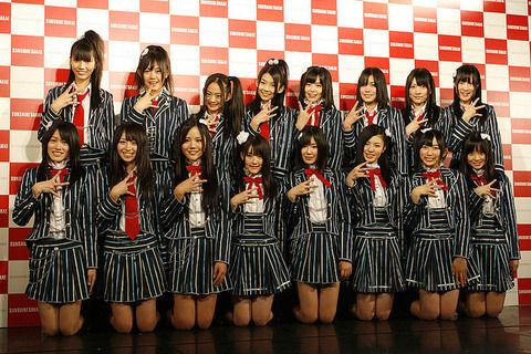 SKE48 チームE 『パジャマドライブ』初日メンバー!