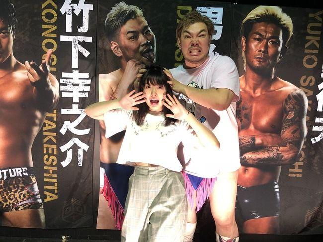 【元AKB48】大和田南那、プロレスラーに転向!?【画像あり】