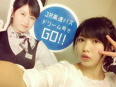 【AKB48】横山由依「冬場に薄着のくせに寒いアピールする先輩がウザい」