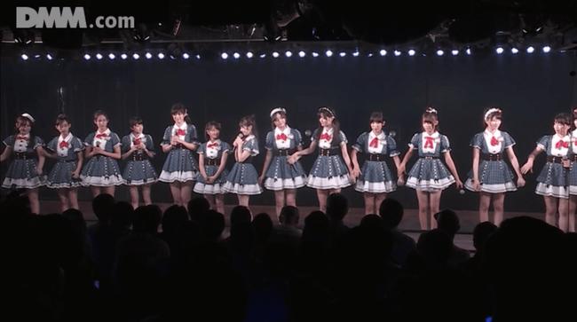 劇場公演、メンバーによる最後の挨拶「せーーーーの」の時の緊張感【AKB48/SKE48/NMB48/HKT48/NGT48/チーム8】