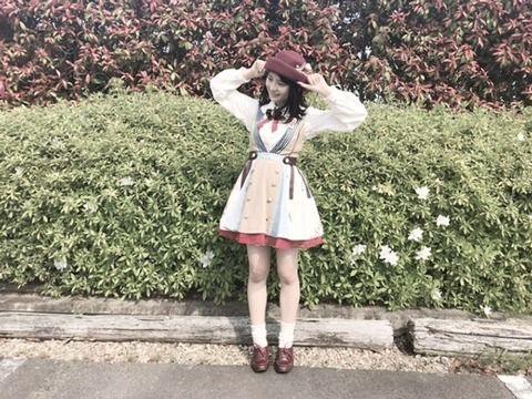 SKE48小畑優奈「私はデンパークに遊びに行ったことがあってステージを今までは見る側だったから自分が・・・」