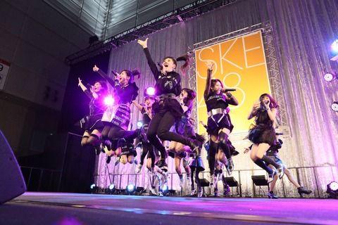 SKE48ぽいジャンプ!