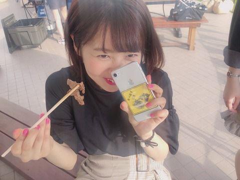 SKE48荒井優希の面白いメンバー紹介www