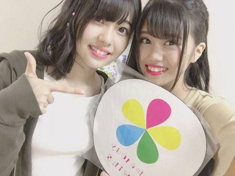 SKE48町音葉「melodytwins 曲ほしかったぁぁぁ」