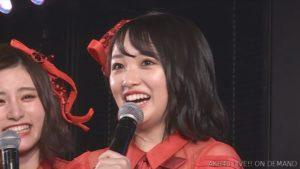 【AKB48】向井地美音「柏木由紀さんから総監督という路線に行くということは、センターを目指す路線から外れてしまう気がすると言われた」