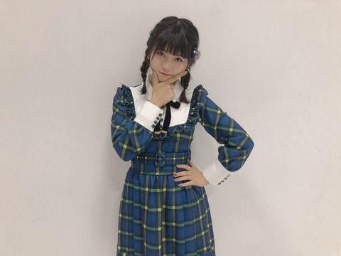 SKE48小畑優奈『本日は新曲  #Standbyeyou  の発売日です!』