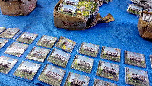【AKB】バイキングでAKBのCD廃棄の謎が明かされる。