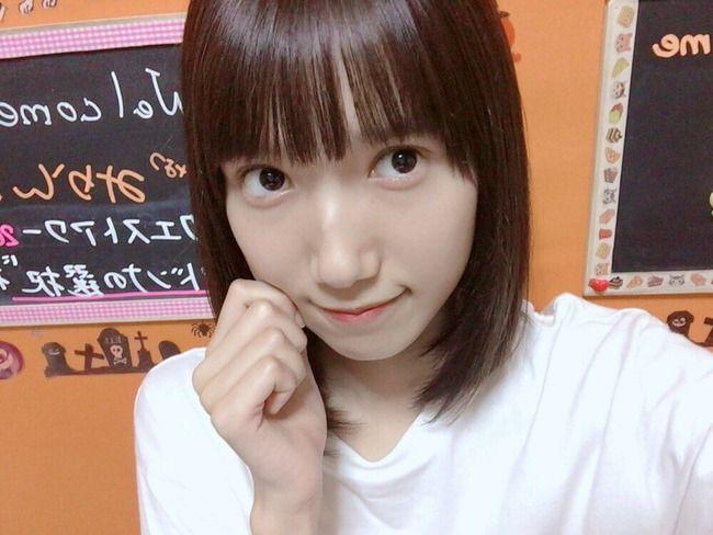 HKT48田中菜津美がすっぴん披露「誰?とか言ったらぶっ飛ばす」