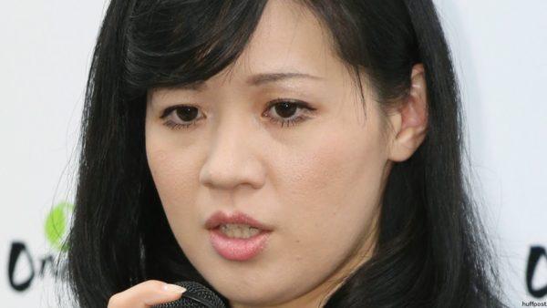 【炎上】上西小百合議員「松たか子と「似てる」」発言に批判殺到wwwwww(画像あり)
