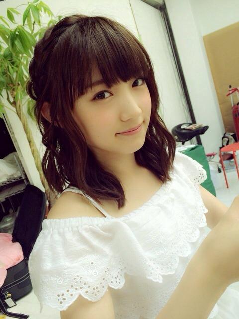 【エンタメ画像】【衝撃】NMB48に橋本環奈を超える1万年に1人の美少女がいた・・・次世代センター候補の太田夢莉ちゃんはこちら※画像あり