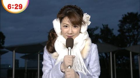 【エンタメ画像】【朗報】めざましテレビで長野美郷アナの服がスケスケでブラが・・・wwwwwwwwww視聴者大興奮っwwwwwwwww※画像あり