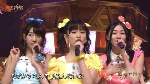ぱるるのキャンディキャンディ可愛すぎwwwwwwwww【AKB48島崎遥香】