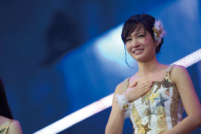 【エンタメ画像】《衝撃画像》元AKB48前田敦子さん、顔面の変化が凄い・・・