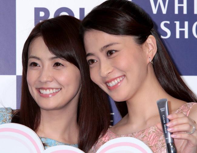 【エンタメ画像】《愕然》小林麻央が姉の麻耶との2ショット写真を公開!姉実妹で激ヤセ、もはや別人!「もうやっぱり長くないのか」「痛々しすぎる」(画像あり)