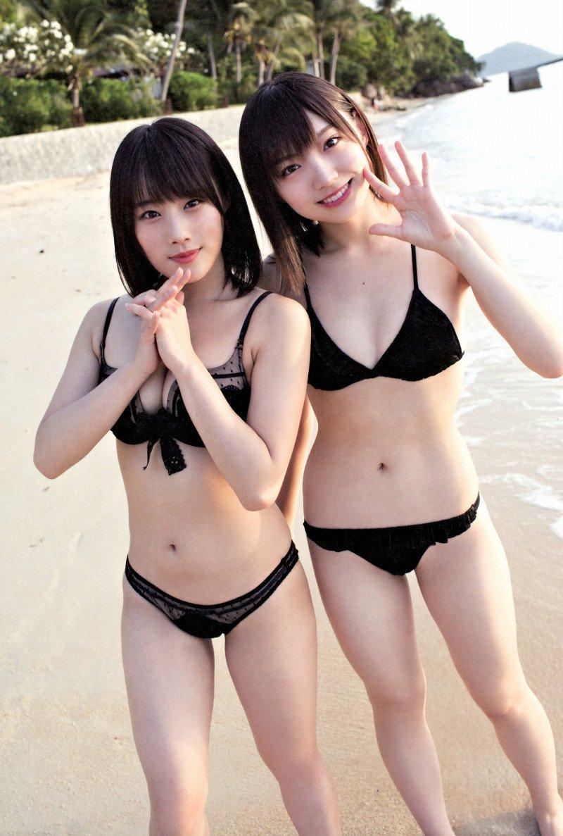 太田夢莉の水着画像