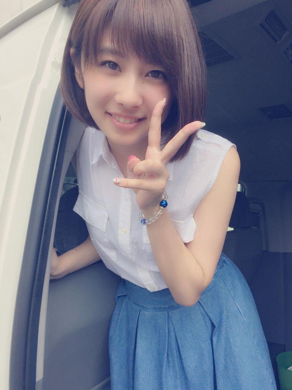 岡田彩花 画像 : 【AKB48】岡田...