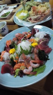 ⑤超豪華晩餐