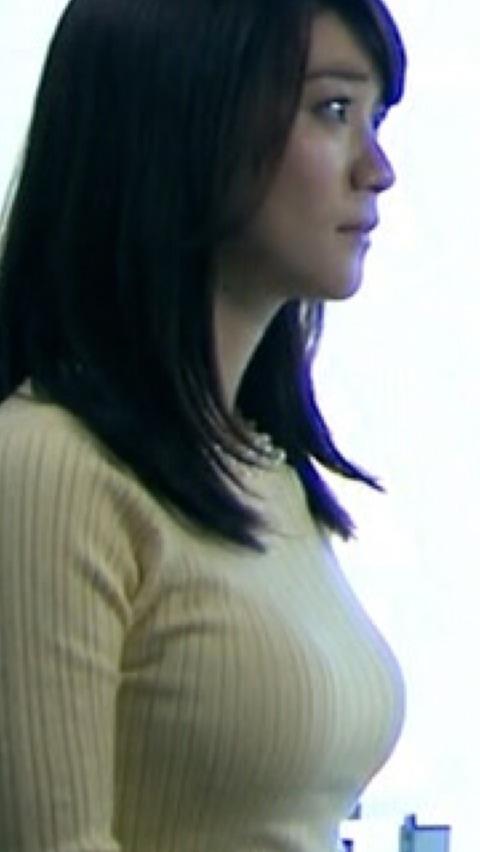 大島優子の最新おっぱいが
