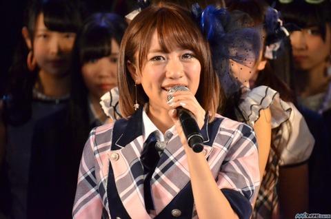 AKB48高橋みなみ、グループ卒業を発表2