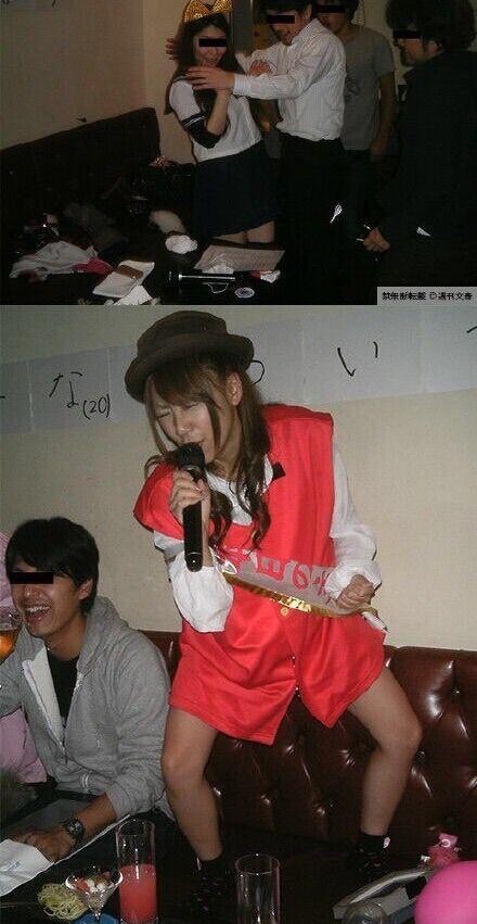 週刊文春AKB48カラー08