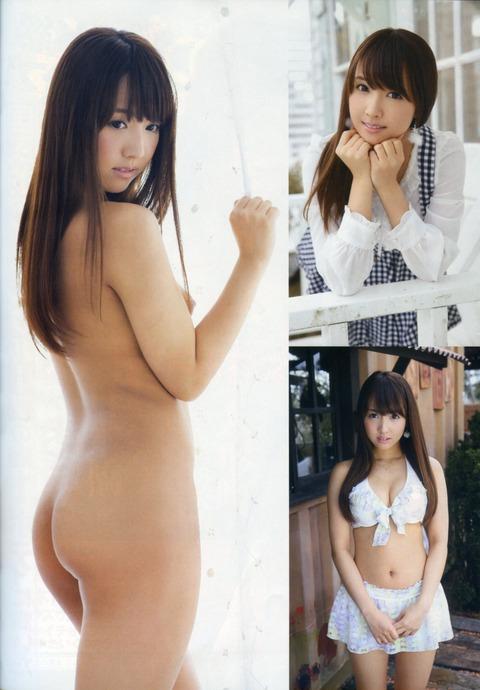 元SKE48鬼頭桃菜(三上悠亜)-7