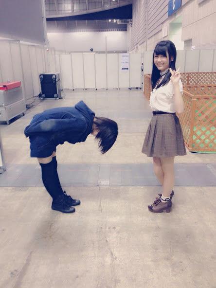 岩田華怜、大川莉央に謝罪!