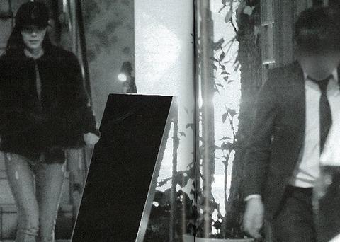 珠理奈が男と二人で深夜バーに入り浸り0-2