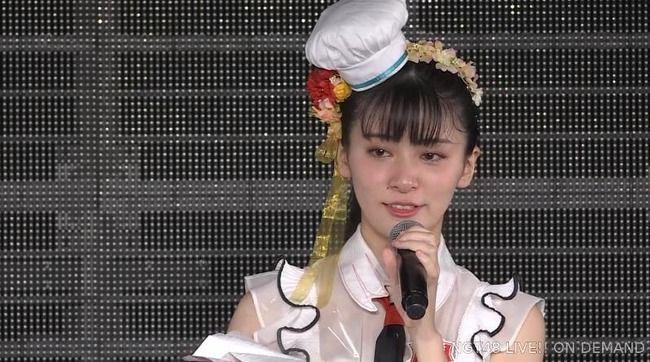 【NGT48】村雲颯香卒業公演で「相手の立場になって相手を思いやる気持ちがNGTに足りていないものだと思っていました」