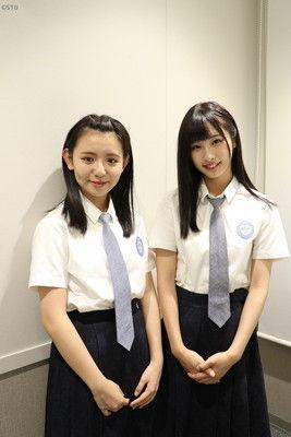 【STU48】峯吉愛梨沙が前髪を上げている理由&沖侑果に似ているファン&信濃宙花の話を聞き続けるのは難しい?