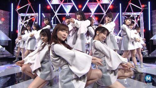 【Mステ】「チーム8横山結衣センターでAKB48「NO WAY MAN」を披露!横山結衣見つかる?」の感想まとめ(キャプチャー画像あり)【ミュージックステーション】