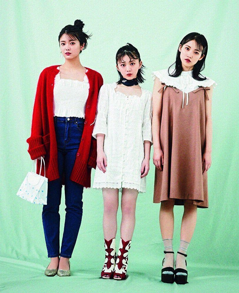 欅2期のエースと乃木坂4期のエースがファッション誌に出た結果wwwwwwwwwwwwwwwwwwwwwwwwwwwwww