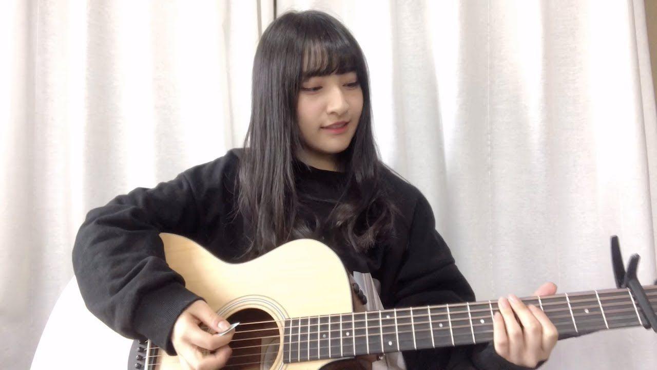 【動画】NMB48 山崎亜美瑠「孤独ギター」ギター弾き語り