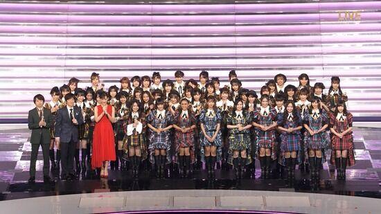 【NHK紅白歌合戦】AKB48が「恋するフォーチュンクッキー~紅白世界選抜SP~」を披露!感想&キャプチャー画像まとめ