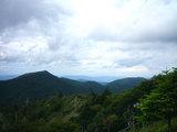 リフト場所から見る山〜〜。
