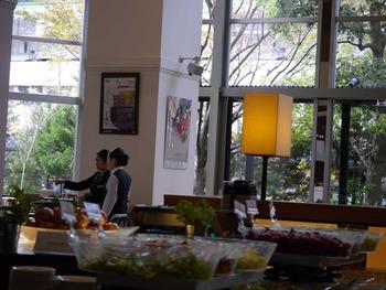 神戸ベイシェラトンホテル&タワーズ(ランチバイキング