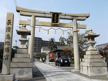 長浜恵比須宮・豊国神社・