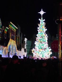 クリスマス・ツリーNO3