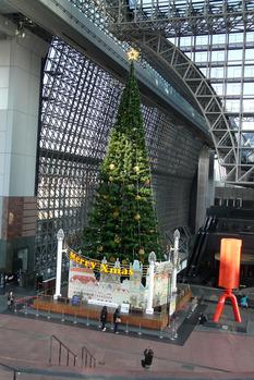 22m巨大クリスマスツリー