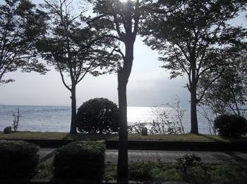 帰り道琵琶湖NO3