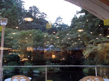 グランドプリンスホテル京都お茶タイム