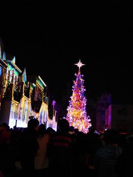 クリスマスツリーNO1