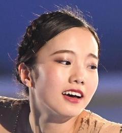 【NHK杯】本田真凜 悪夢の曲選んだ理由明かす「いいイメージを残したい」