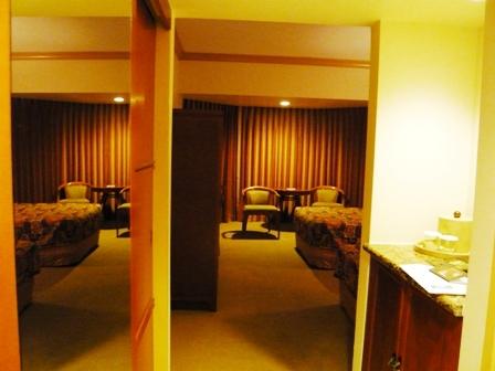アウトリガーホテル