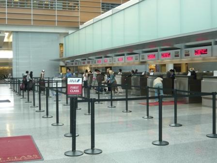 サンフランシスコ空港(復路)4