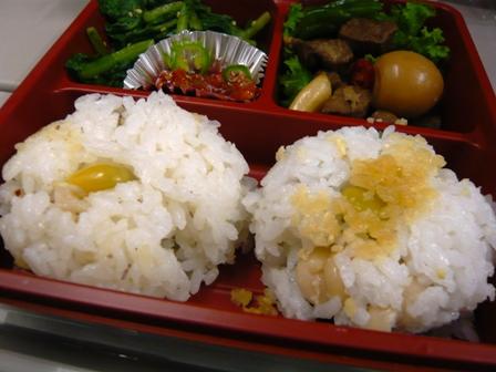 アシアナ航空の機内食(復路)5